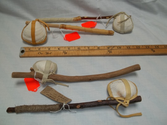 shell rattles